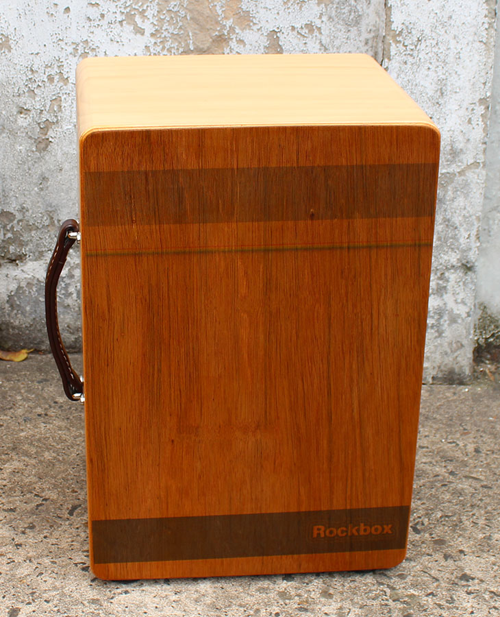New standard model rockbox cajon