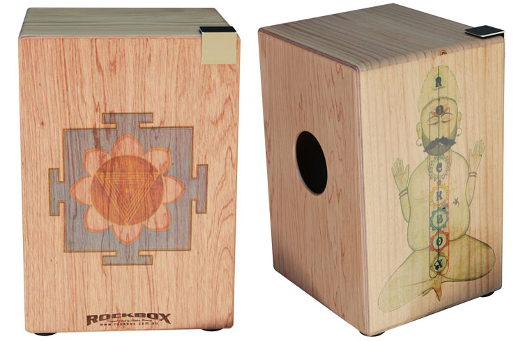 custom rockbox cajon