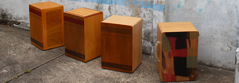 french polish rockbox cajon